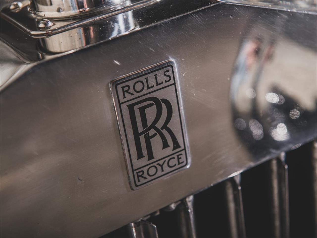 Large Picture of Classic 1931 Rolls-Royce Phantom II located in Missouri Auction Vehicle Offered by RM Sotheby's - PP9P