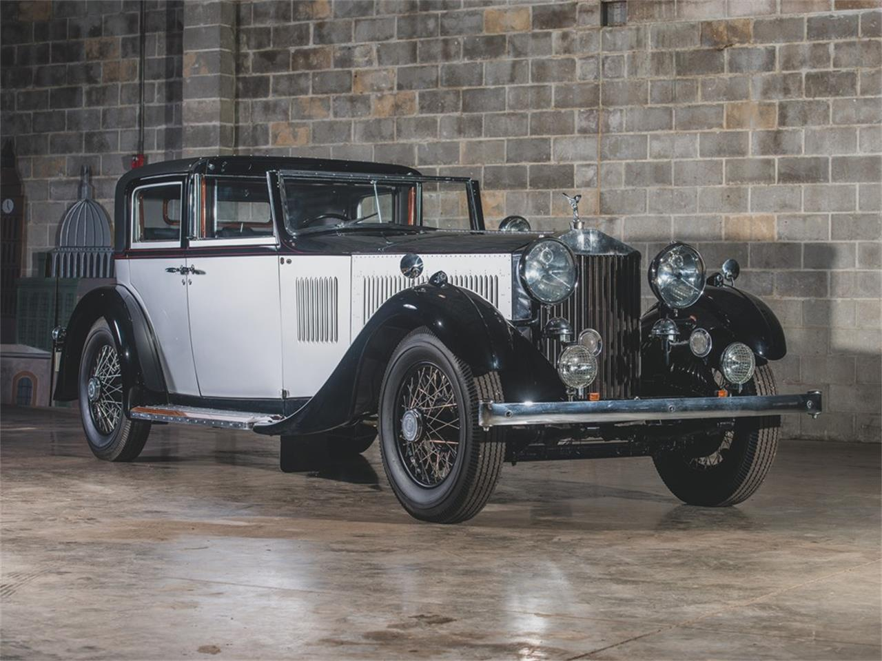 Large Picture of Classic '31 Rolls-Royce Phantom II located in Missouri - PP9P