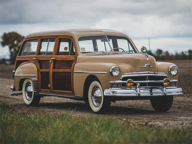 Picture of Classic 1950 Plymouth Special DeLuxe Station Wagon located in Fort Lauderdale Florida Auction Vehicle - PIWZ