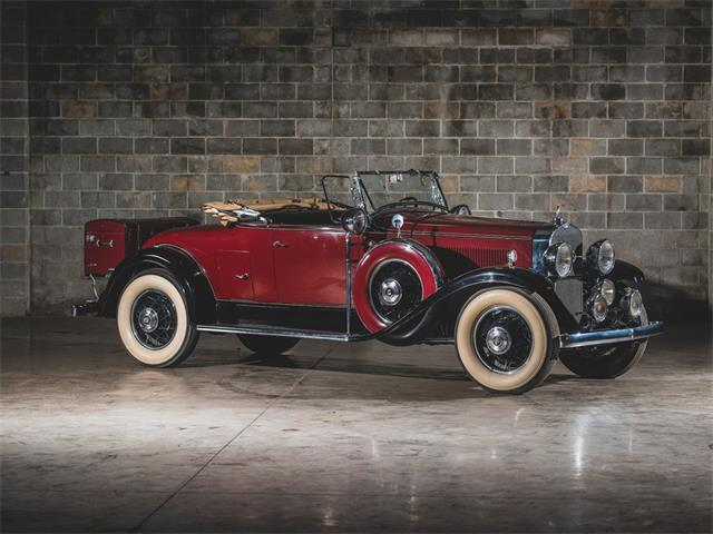 Picture of Classic 1931 LaSalle Roadster located in St Louis Missouri - PP9Q