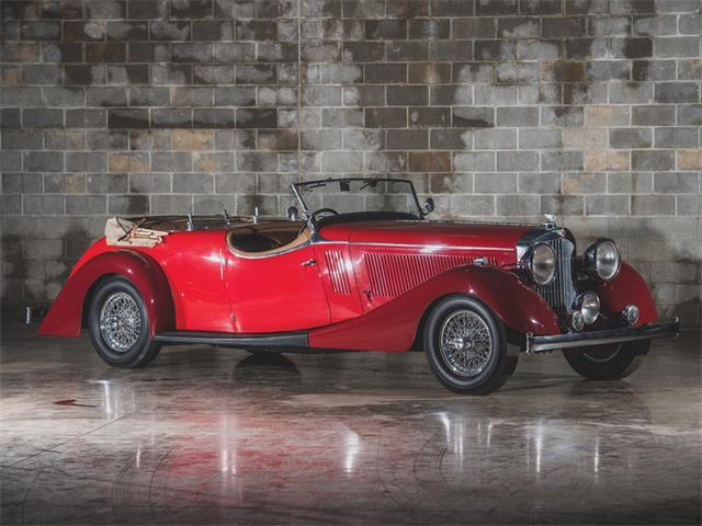 Picture of '39 Sports Tourer - PP9T
