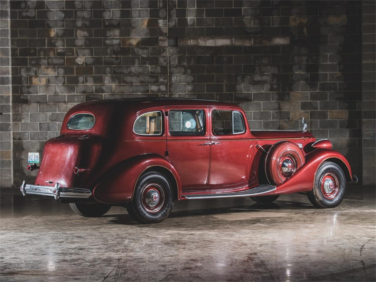 Large Picture of '37 Twelve located in St Louis Missouri Auction Vehicle Offered by RM Sotheby's - PP9Y