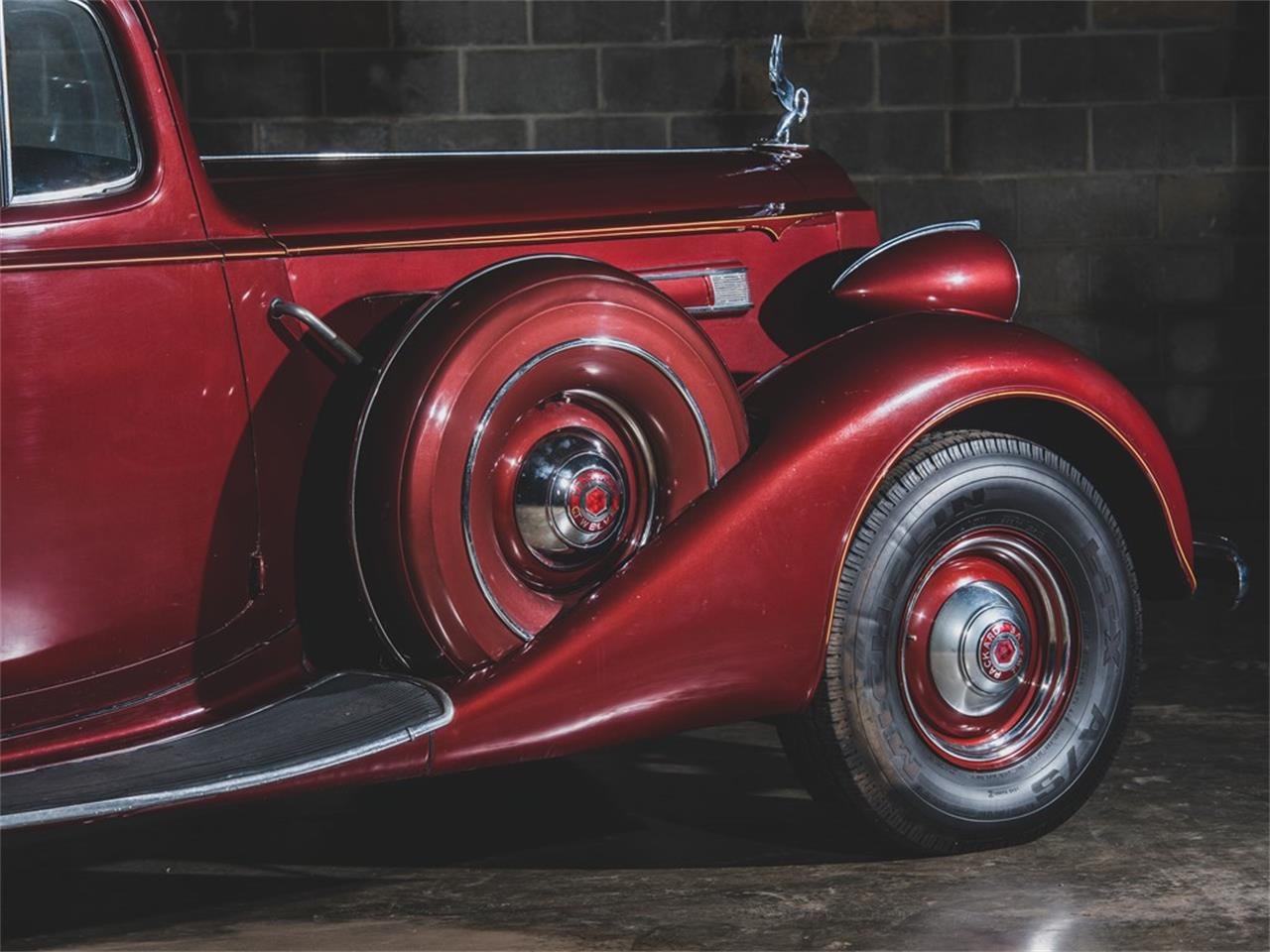 Large Picture of 1937 Twelve Auction Vehicle - PP9Y