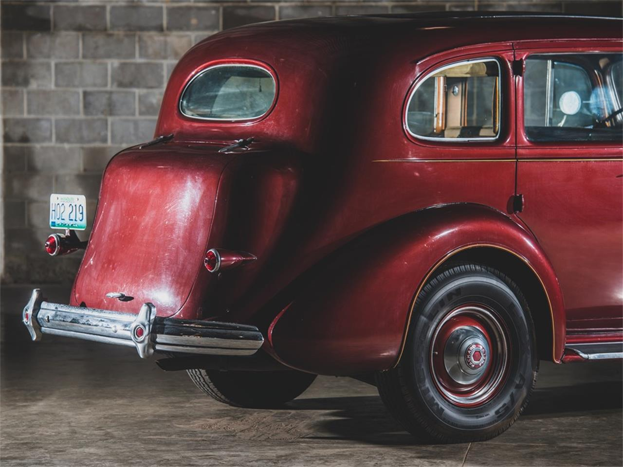 Large Picture of Classic 1937 Packard Twelve located in St Louis Missouri Offered by RM Sotheby's - PP9Y
