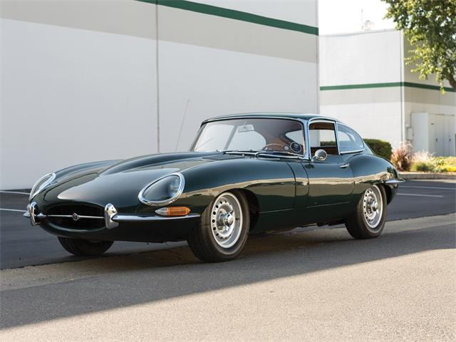 Picture of Classic 1964 Jaguar E-Type Series 1 38-Litre Fixed Head Coupe Offered by  - PIX0