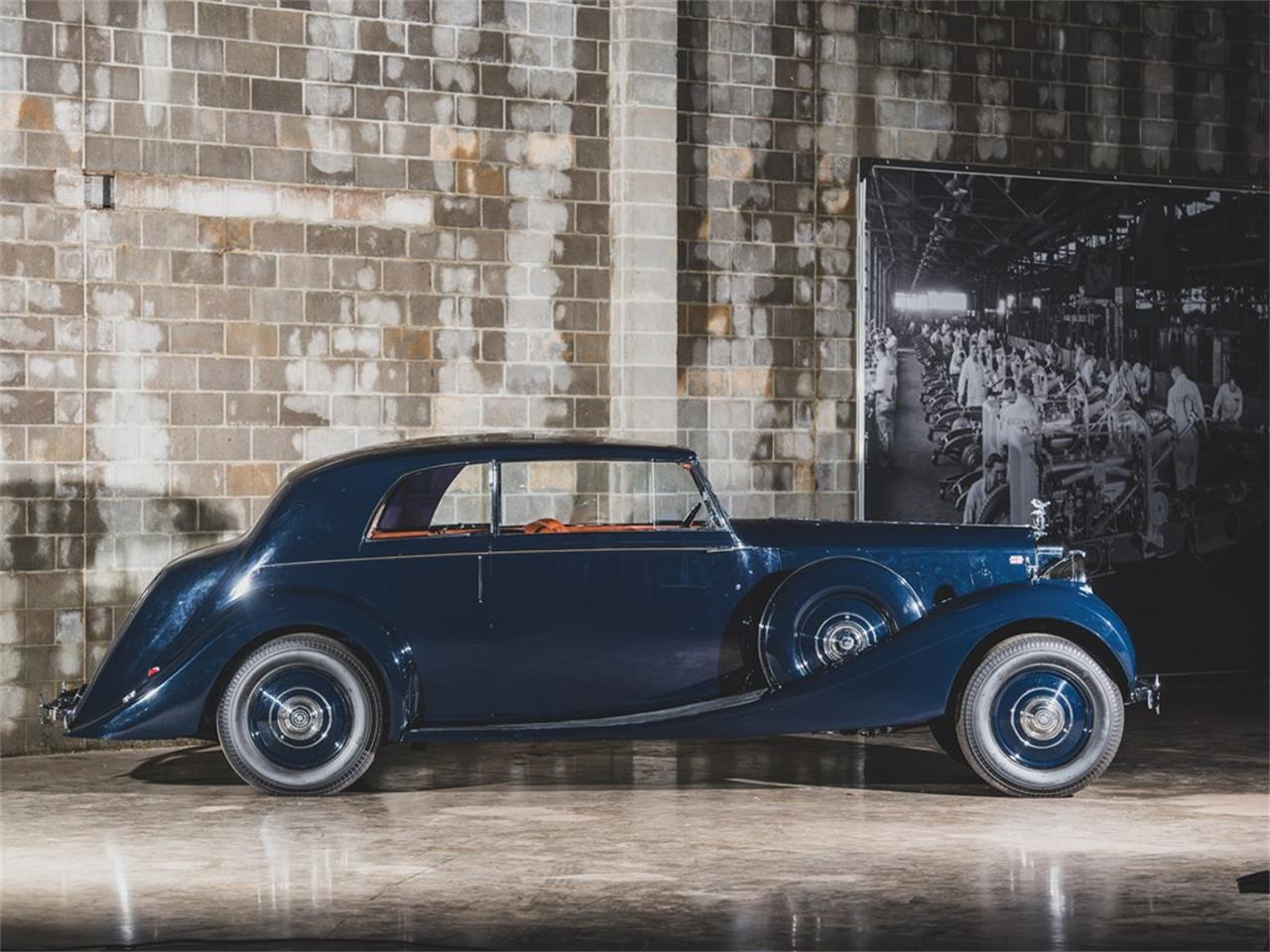 Large Picture of Classic 1938 Phantom III located in St Louis Missouri Offered by RM Sotheby's - PPA4