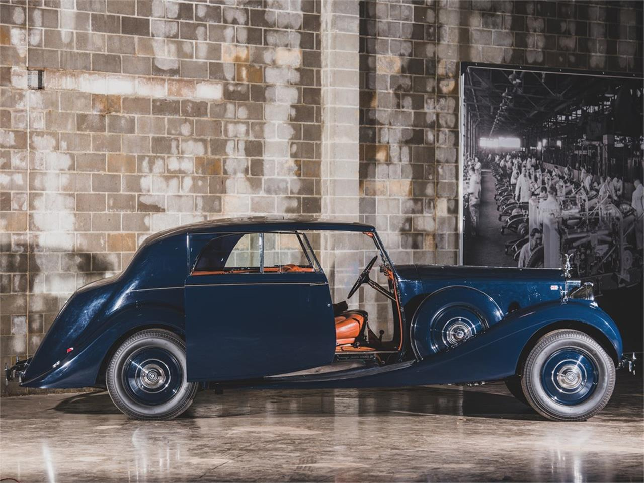 Large Picture of Classic 1938 Rolls-Royce Phantom III located in St Louis Missouri Auction Vehicle Offered by RM Sotheby's - PPA4