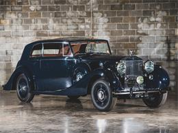 Picture of Classic 1938 Rolls-Royce Phantom III located in Missouri Auction Vehicle - PPA4