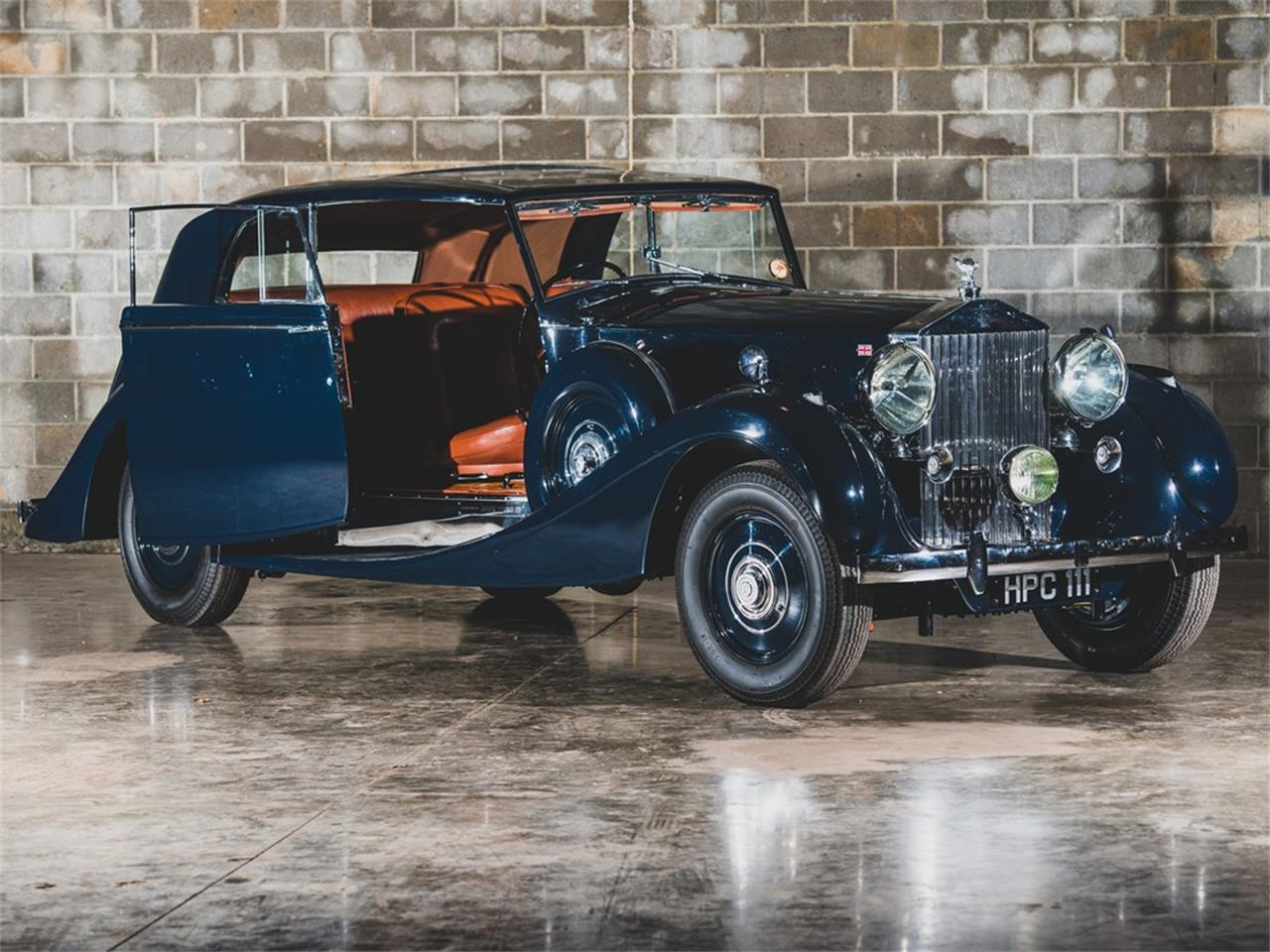 Large Picture of '38 Phantom III located in Missouri Auction Vehicle Offered by RM Sotheby's - PPA4