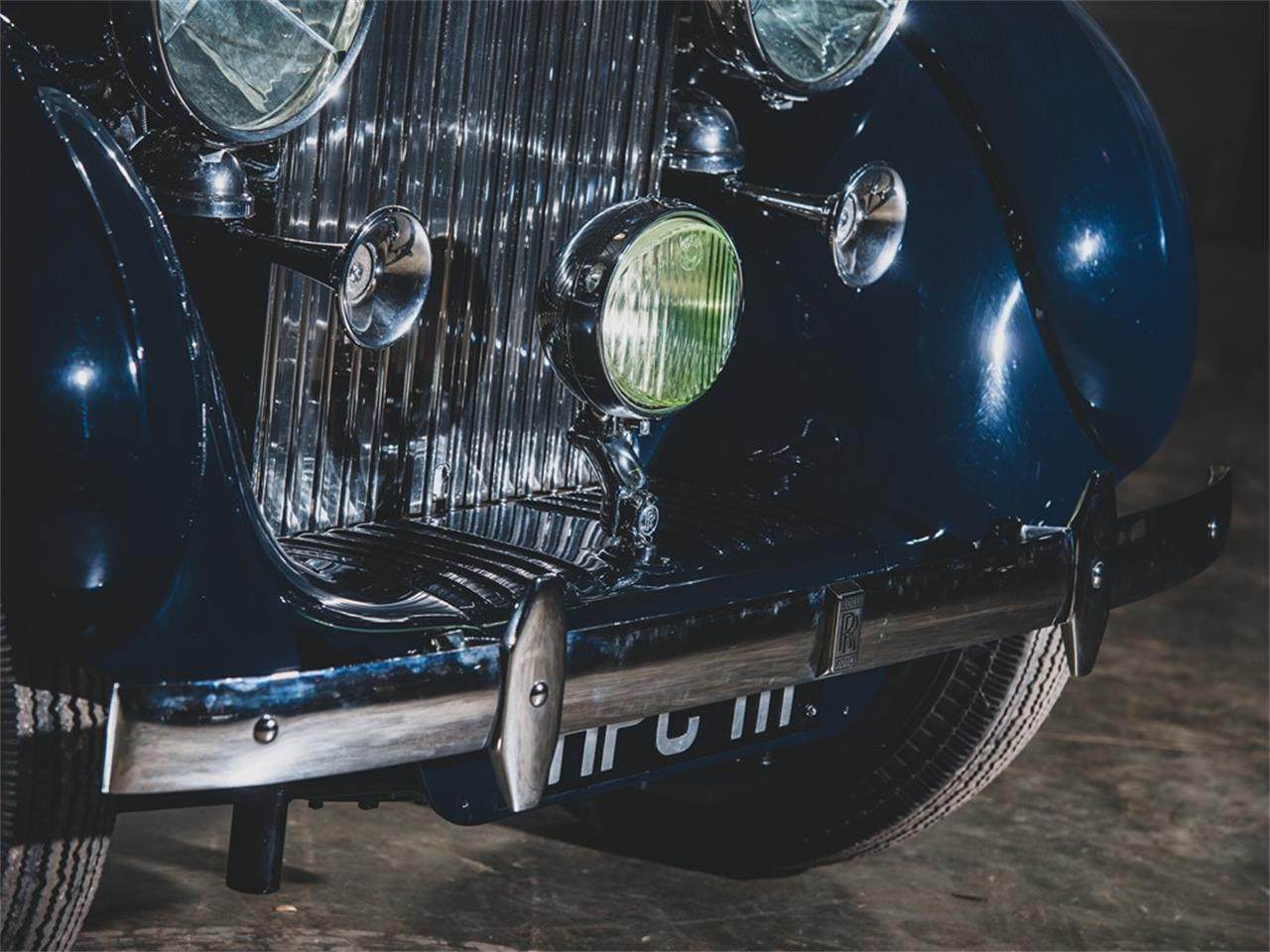 Large Picture of Classic 1938 Rolls-Royce Phantom III located in Missouri Auction Vehicle - PPA4