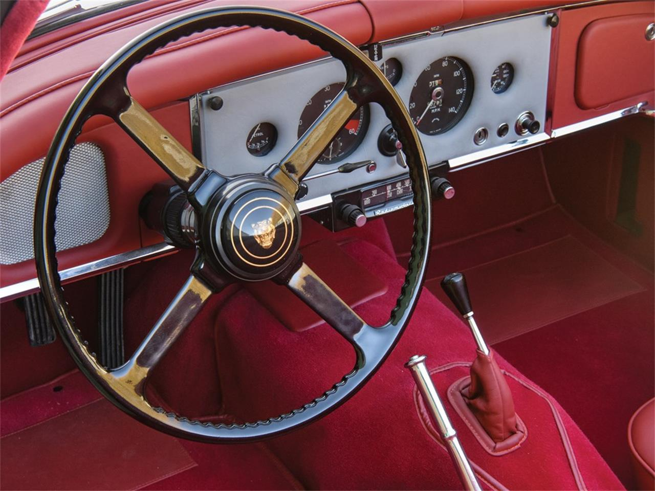 Large Picture of '60 XK150 - PPB1