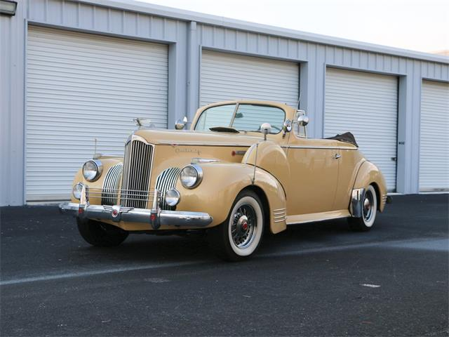 Picture of 1941 Packard One-Twenty Convertible Coupe - PIX4