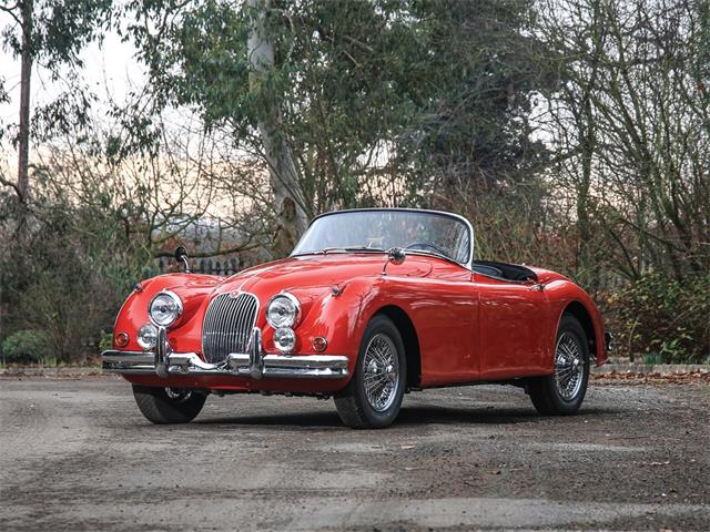 Picture of Classic '60 Jaguar XK150 located in  Offered by  - PPB5