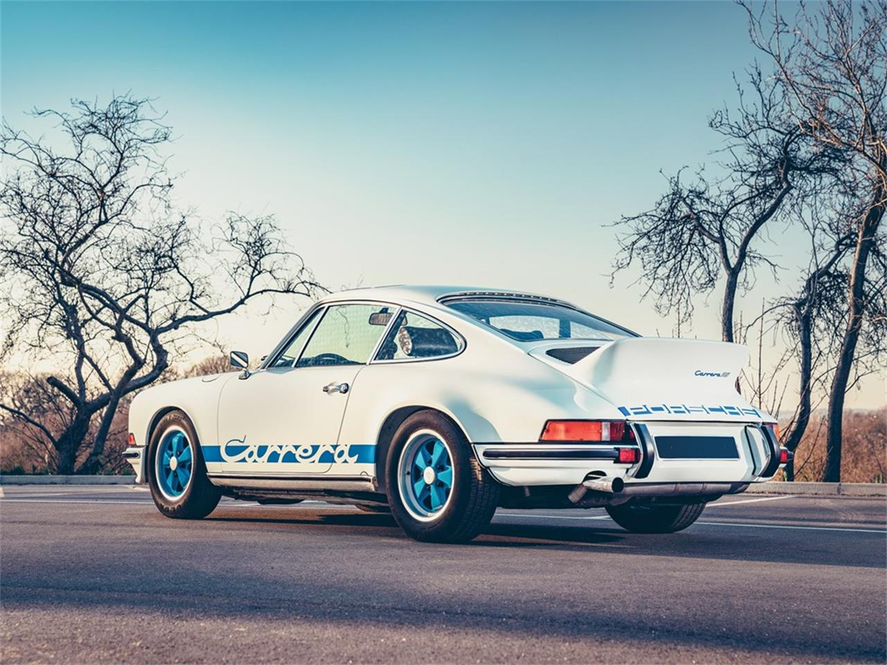 Large Picture of '73 911 Carrera RS - PPB7