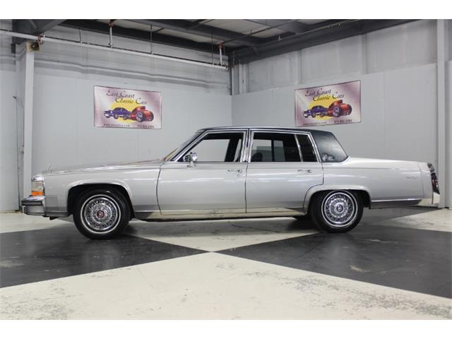 1986 Cadillac Fleetwood Brougham d'Elegance