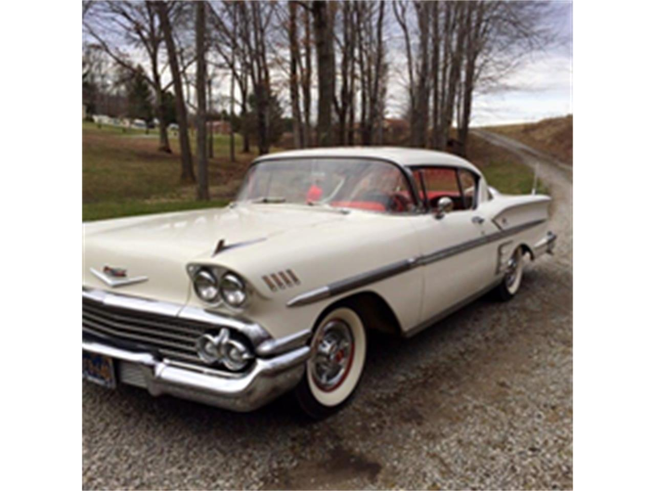 Large Picture of Classic '58 Impala located in springfield Vermont - $42,000.00 - PPBM