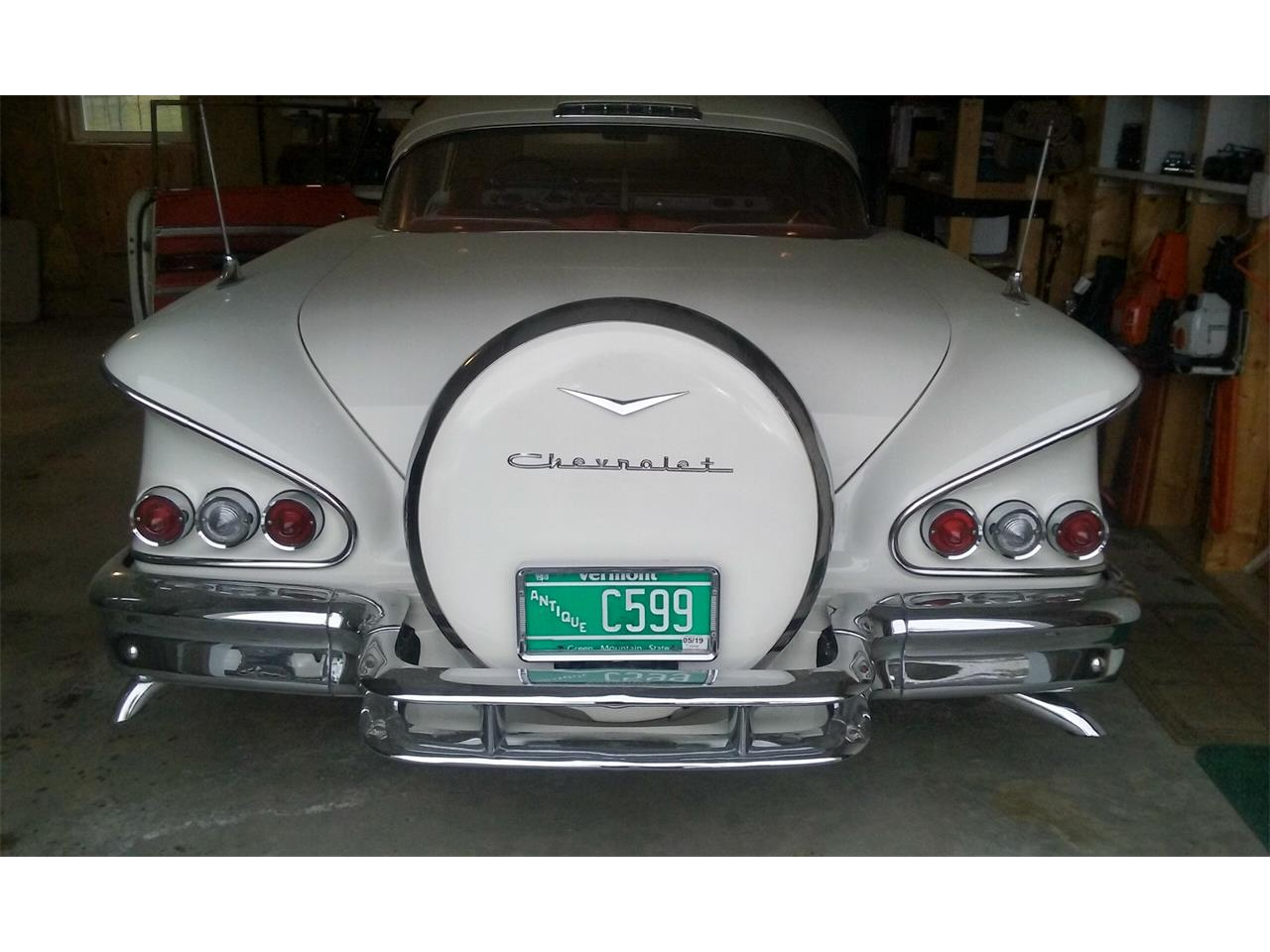 Large Picture of Classic 1958 Chevrolet Impala - $42,000.00 Offered by a Private Seller - PPBM