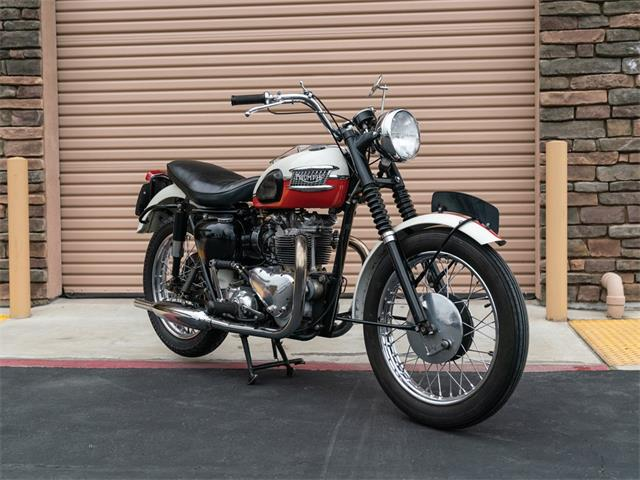Picture of 1958 TR6 Auction Vehicle Offered by  - PIX6