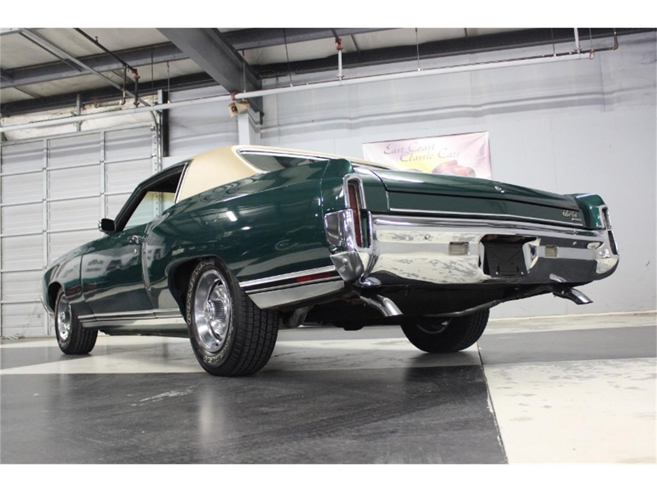 Large Picture of 1970 Monte Carlo Offered by East Coast Classic Cars - PPCA