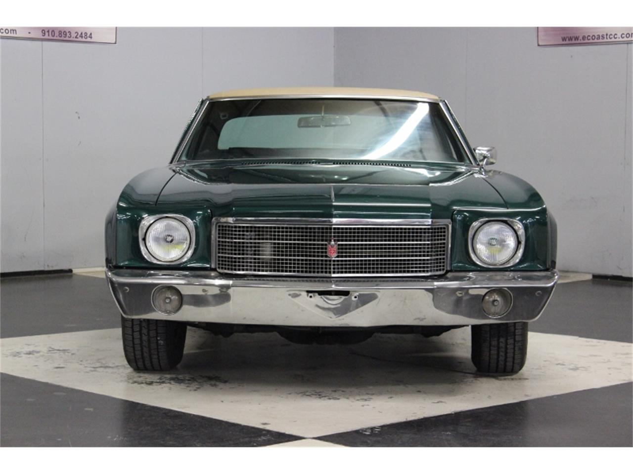 Large Picture of '70 Chevrolet Monte Carlo located in Lillington North Carolina Offered by East Coast Classic Cars - PPCA
