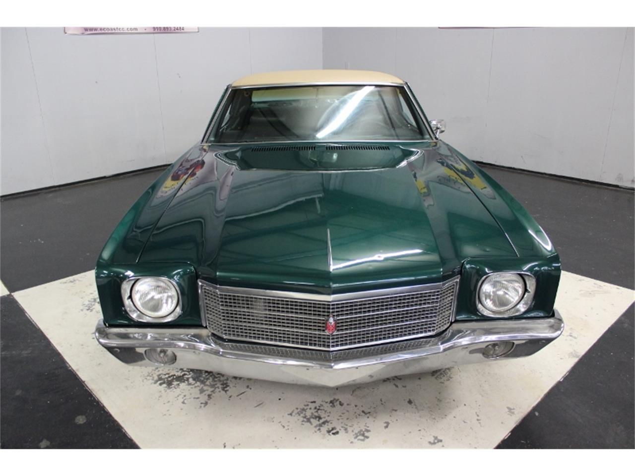 Large Picture of Classic 1970 Monte Carlo - $15,000.00 Offered by East Coast Classic Cars - PPCA