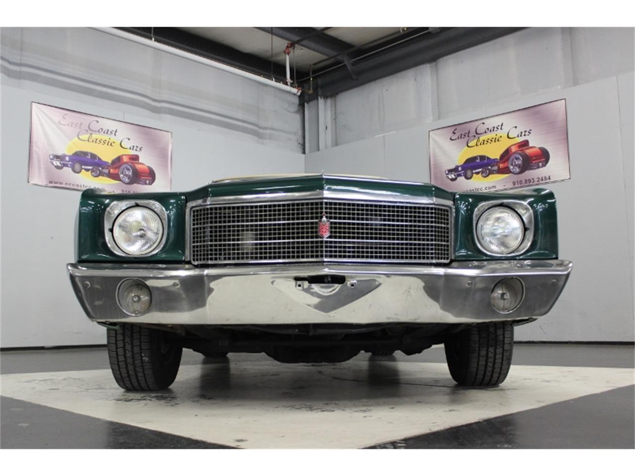 Large Picture of Classic 1970 Monte Carlo located in North Carolina - PPCA