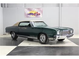 Picture of 1970 Chevrolet Monte Carlo located in Lillington North Carolina - $15,000.00 Offered by East Coast Classic Cars - PPCA