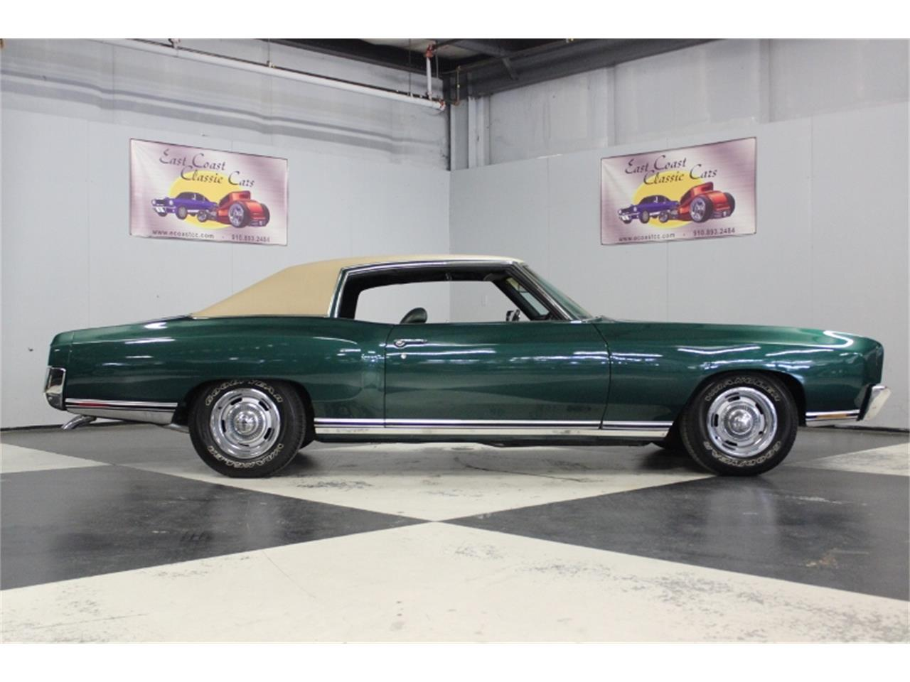 Large Picture of 1970 Chevrolet Monte Carlo Offered by East Coast Classic Cars - PPCA