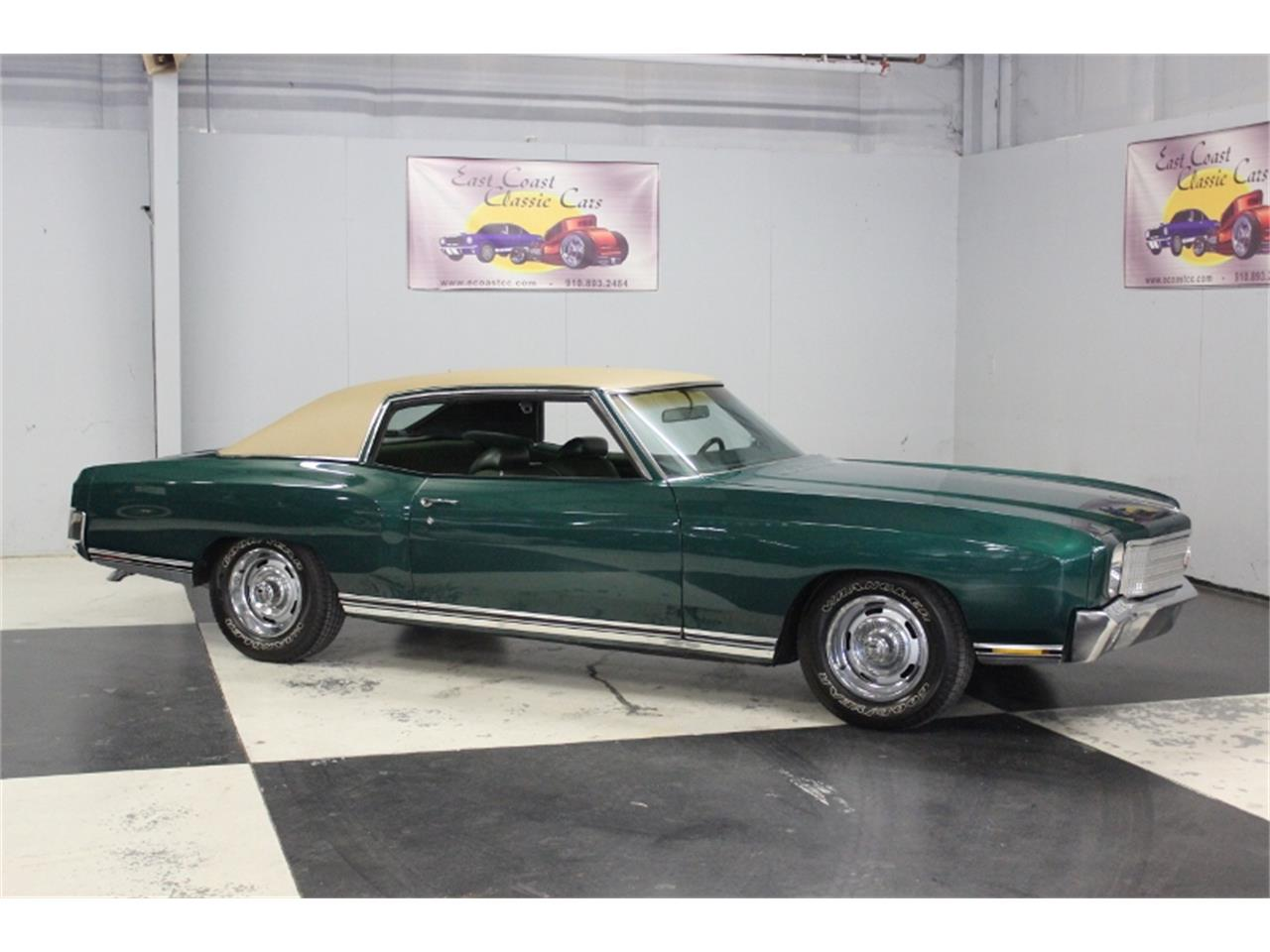 Large Picture of Classic 1970 Chevrolet Monte Carlo - $15,000.00 - PPCA