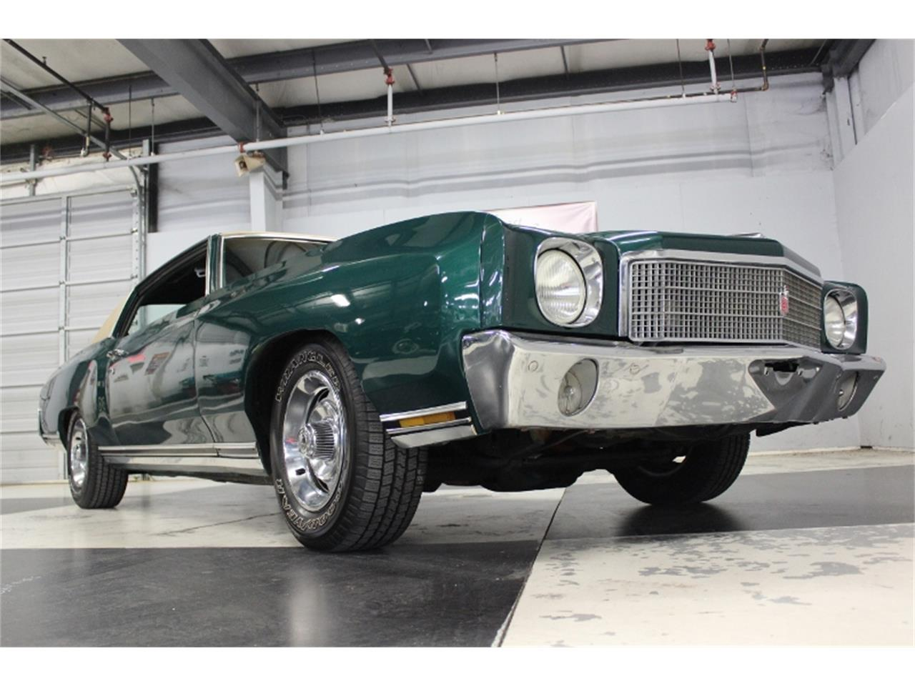 Large Picture of Classic 1970 Chevrolet Monte Carlo located in North Carolina Offered by East Coast Classic Cars - PPCA