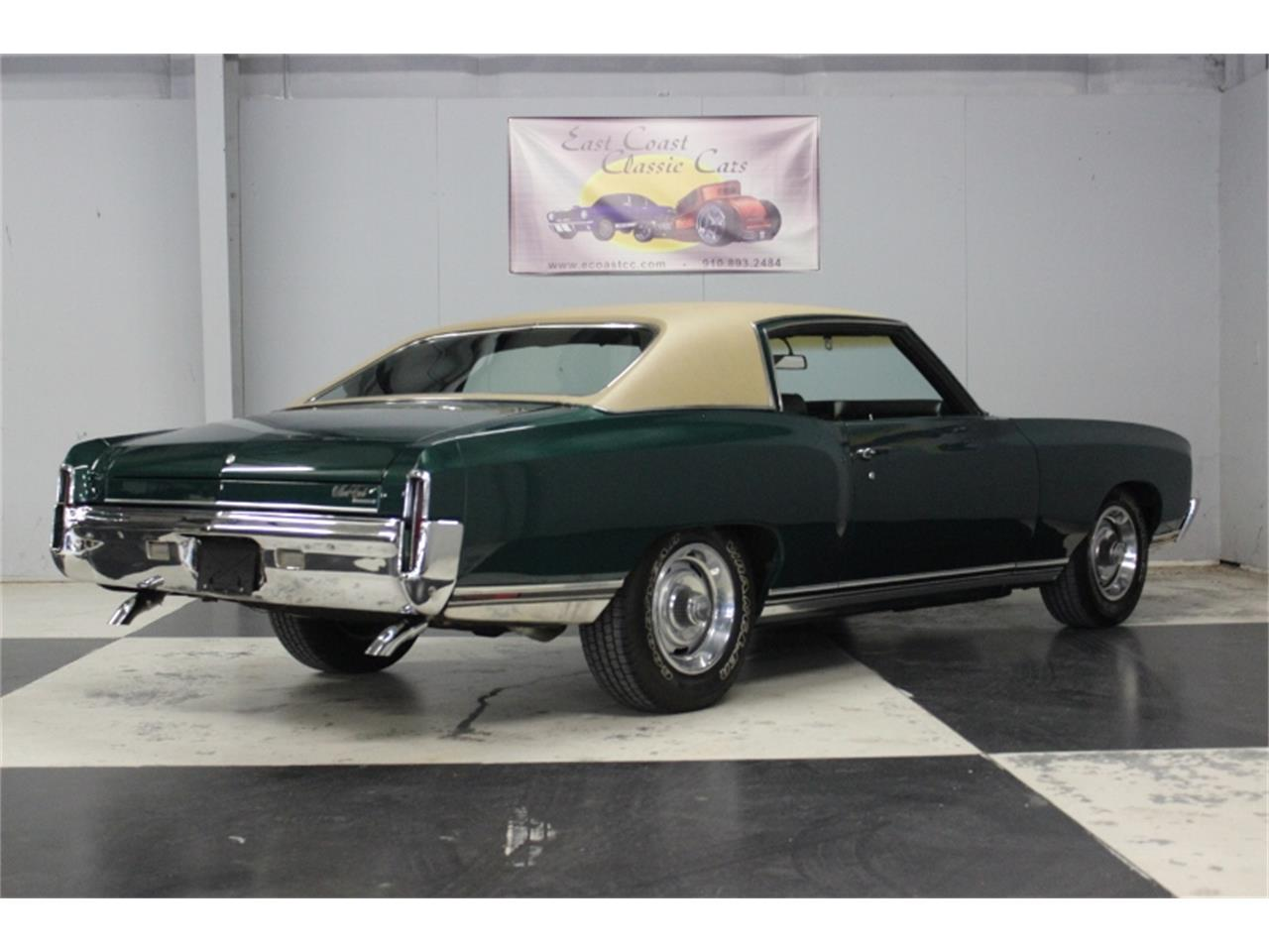Large Picture of '70 Monte Carlo located in Lillington North Carolina Offered by East Coast Classic Cars - PPCA