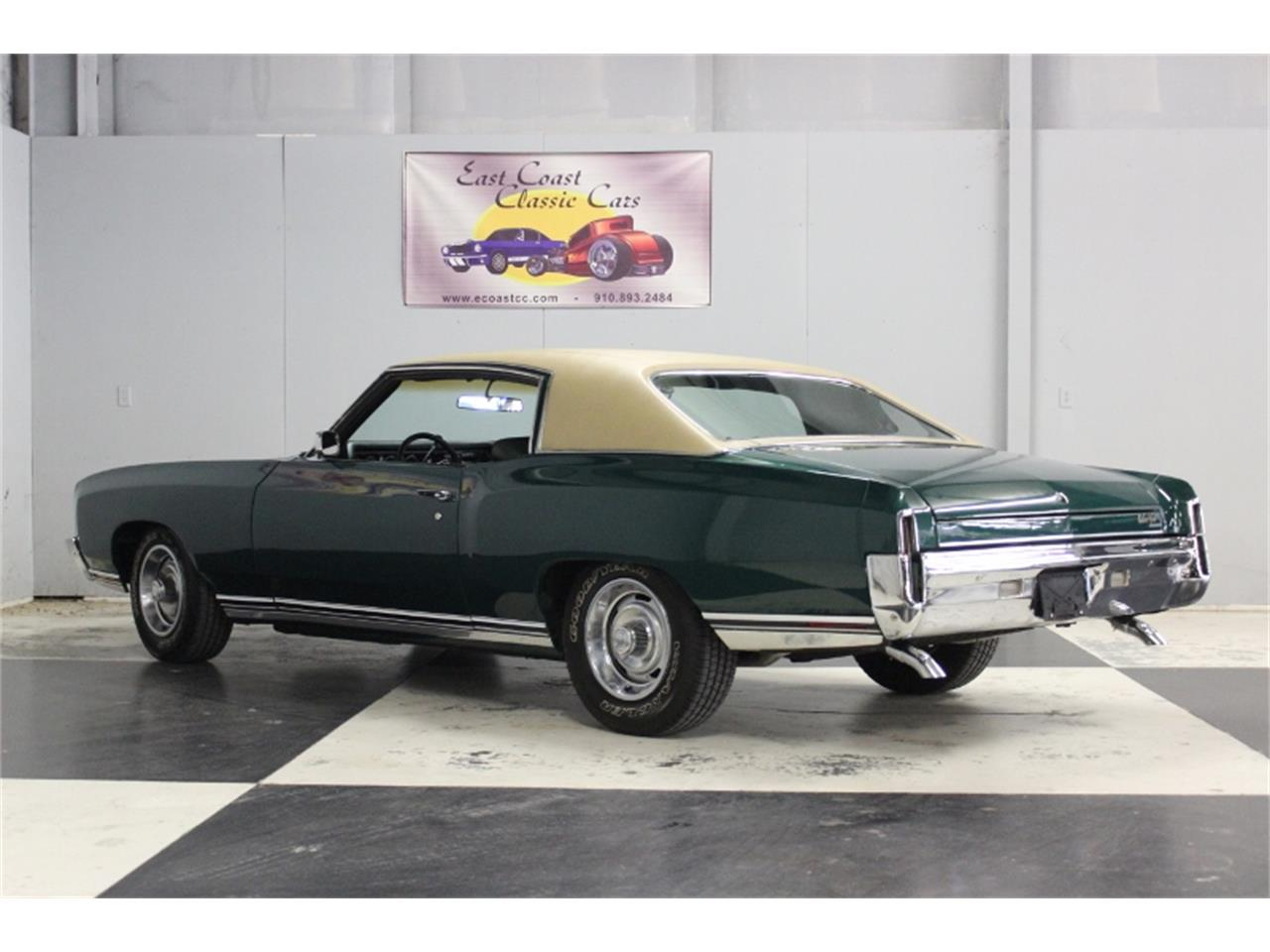 Large Picture of '70 Chevrolet Monte Carlo - $15,000.00 - PPCA