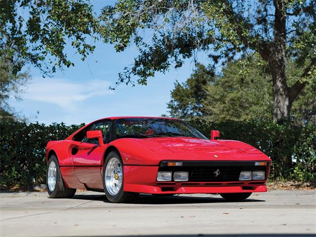 Picture of '85 Ferrari 308/288 GTO Replica Auction Vehicle Offered by  - PIXC