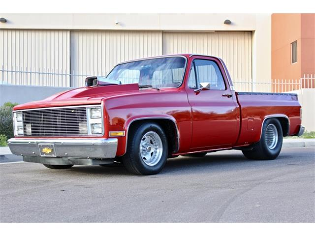 Picture of 1986 Chevrolet Custom Auction Vehicle Offered by  - PPDD