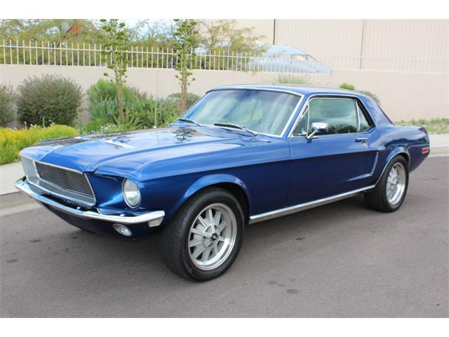 Picture of '68 Mustang - PPDF