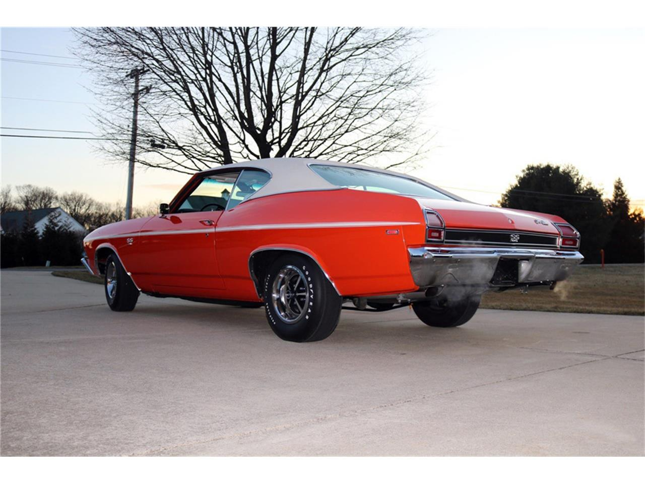 1969 Chevrolet Chevelle For Sale Classiccars Com Cc 1199291