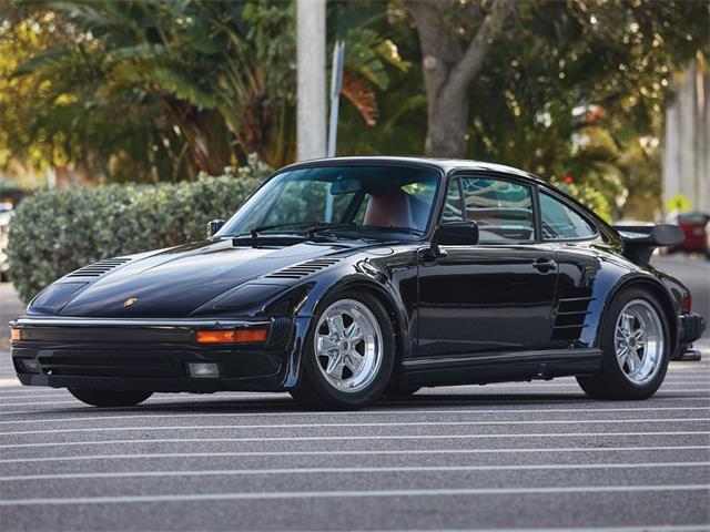 Picture of 1988 911 Turbo 'Flat-Nose' Coupe located in Fort Lauderdale Florida Offered by  - PIXF
