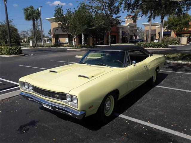 Picture of Classic 1969 Super Bee located in Fort Lauderdale Florida Auction Vehicle - PIXG