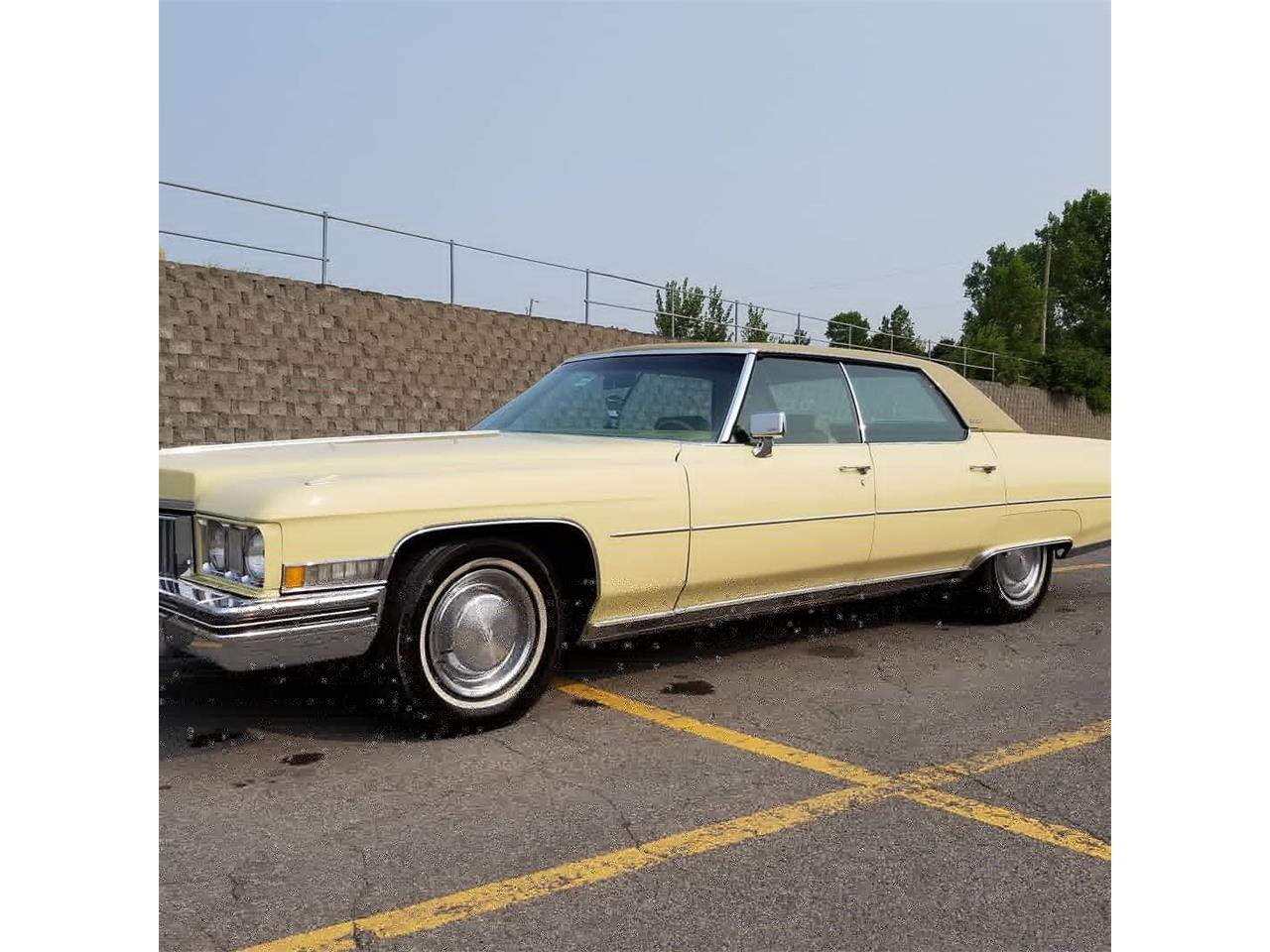 Large Picture of '73 Sedan DeVille - PPEO