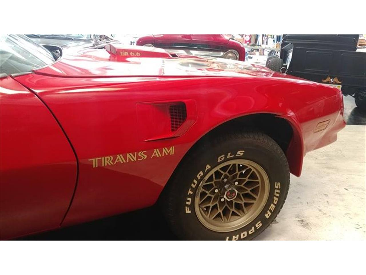 Large Picture of '77 Firebird Trans Am - PPEQ