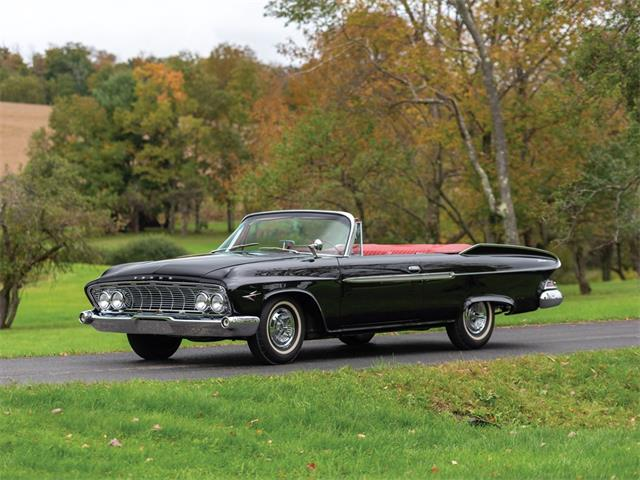 Picture of 1961 Dart Phoenix D-500 Convertible Coupe located in Florida - PIXI