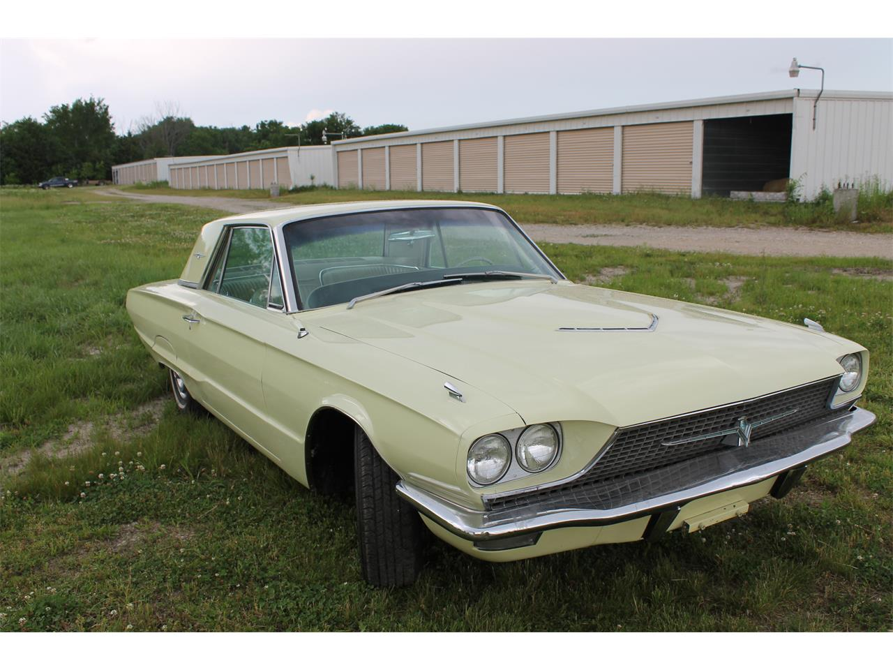 Large Picture of '66 Thunderbird - PPF2