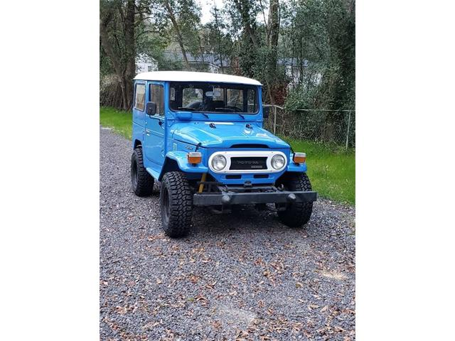 Picture of '77 Land Cruiser BJ40 - PPFH