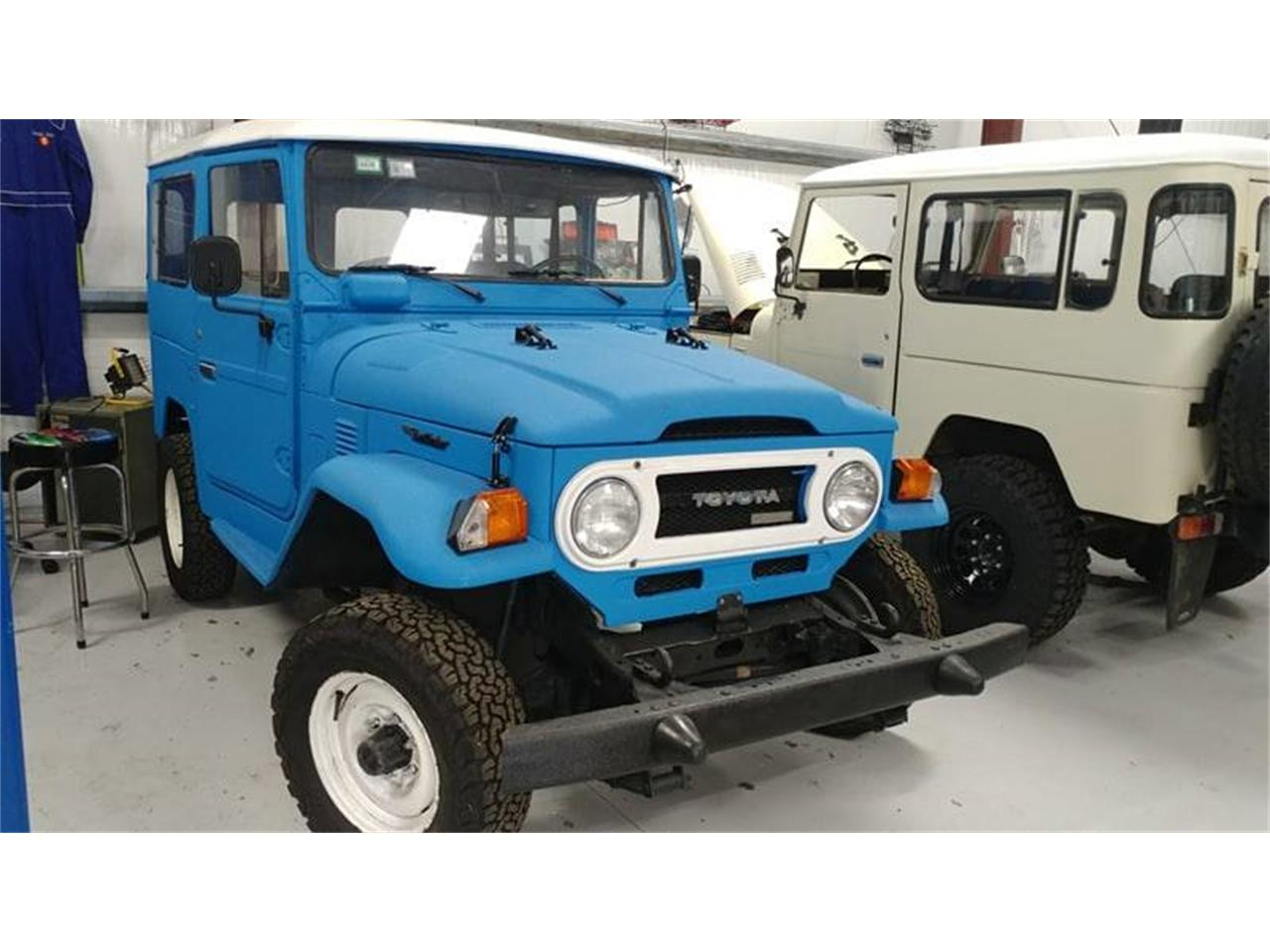 Large Picture of '75 FJ Cruiser - $23,500.00 Offered by S & L Classics - PPFK