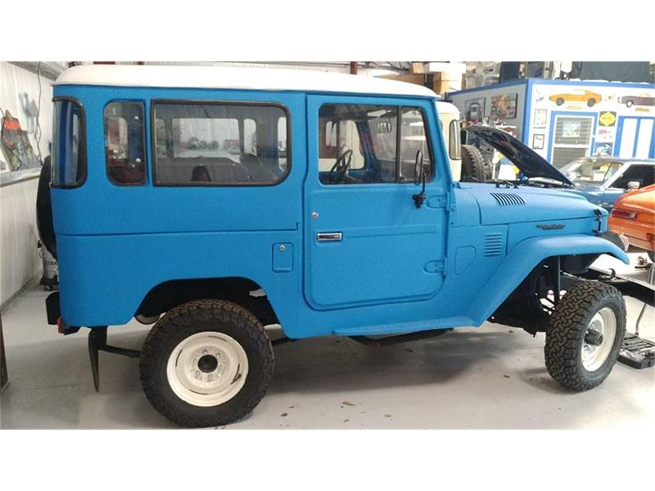 Large Picture of 1975 FJ Cruiser - $23,500.00 Offered by S & L Classics - PPFK