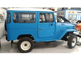 Picture of '75 Toyota FJ Cruiser located in Florida - $23,500.00 Offered by S & L Classics - PPFK