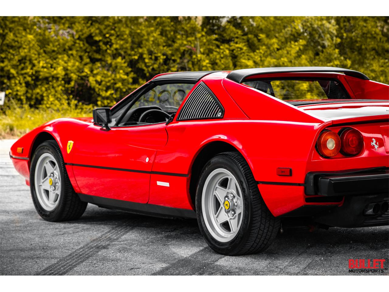 Large Picture of '85 Ferrari 308 GTS - PPFL