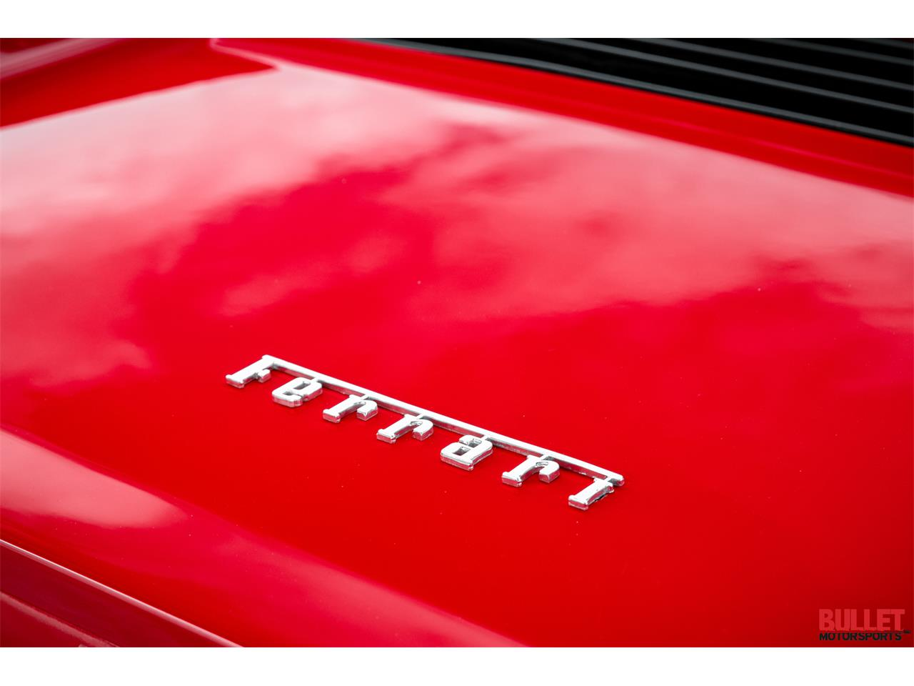 Large Picture of 1985 Ferrari 308 GTS located in Fort Lauderdale Florida - PPFL