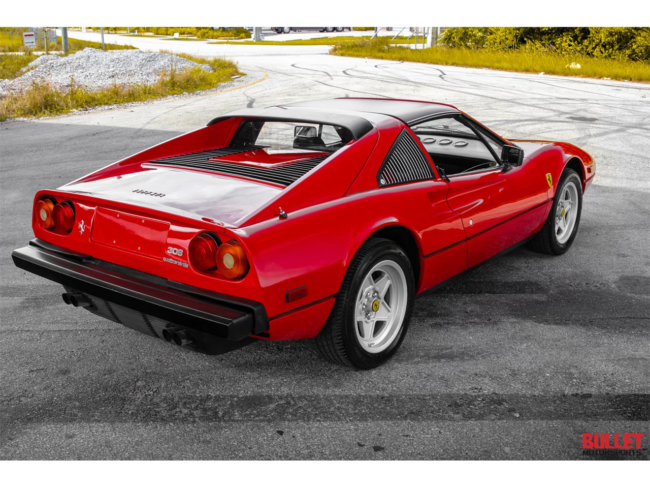Large Picture of '85 Ferrari 308 GTS located in Florida - $65,000.00 Offered by Bullet Motorsports Inc - PPFL