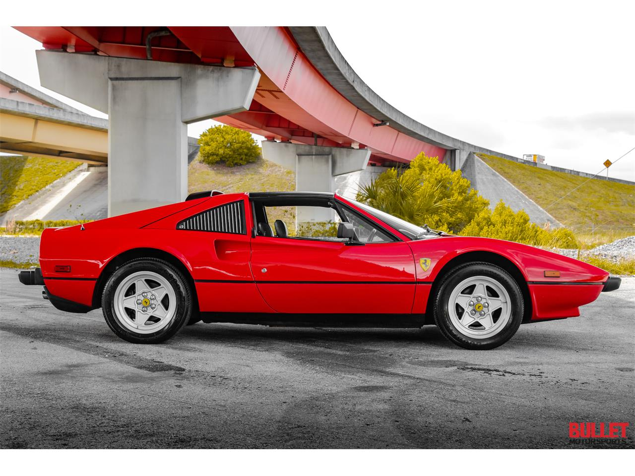 Large Picture of 1985 Ferrari 308 GTS located in Fort Lauderdale Florida - $65,000.00 Offered by Bullet Motorsports Inc - PPFL